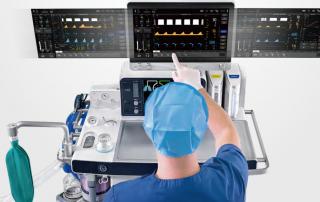 Mindray Anesthesia A9